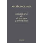 Diccionario de sinónimos y antónimos. (Nueva edición)
