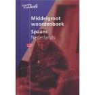 Van Dale Middelgroot woordenboek Spaans-Nederlands