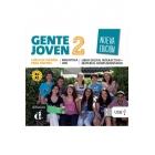 Gente joven Nueva edición 2 - Biblioteca USB Nivel: A1-A2