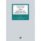 Sistema de derecho civil (Volumen II) Tomo 1 . El contrato en general. La relación obligatoria