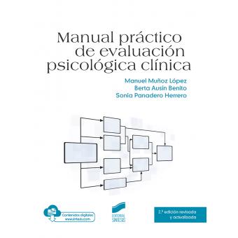 Manual práctico de Evaluación psicológica clínica (2.ª edición revisada y actualizada)