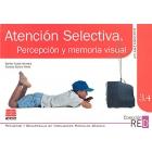 Atención selectiva. Percepción y memoria visual. Afianzamiento. 3.4