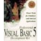 Professional Visual Basic 5 development kit