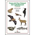 Fauna del parc natural del Cadí-Moixeró (vertebrats)