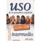 Uso junior intermedio alumno