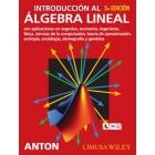 Introduccion al Algebra Lineal (5ª edición)