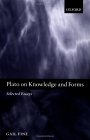 Plato on knowledge and form: selected essays