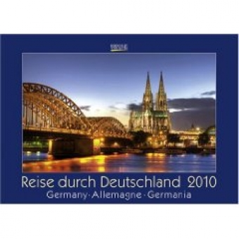 Reise durch Deutschland 2010