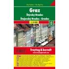 Graz/Gratz (Austria). City Pocket 1/10.000