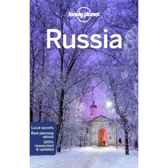 Rusia/Russia. Lonely Planet (inglés)