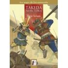 La saga de los samuráis. Vol.2: Takeda Nobutora. La unificación de Kai