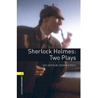 Sherlock Holmes Two Plays OBL 1 MP3 Pack