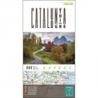 Mapa de Catalunya  Escala 1:300.000