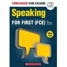 Speaking for First (FCE) with CD (Timesaver)
