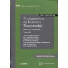 Fundamentos de Derecho Empresarial (IV) (Papel   e-book)
