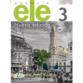 Agencia ELE 3. Nueva edición. Libro de ejercicios