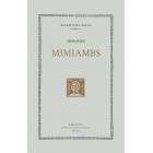 Mimiambs. (Trad de Carles Miralles)