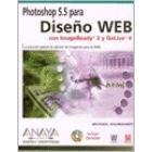 Photoshop 5.5 para diseño web.