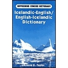 Icelandic-english Dictonary