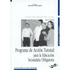 Programa de acción tutorial para la Educación Secundaria Obligatoria