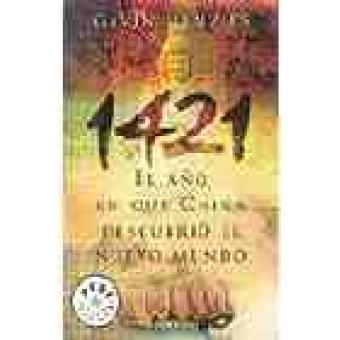 1421. El año en que China descubrió el Nuevo Mundo