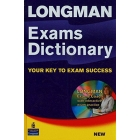 Longman Exams Dictionary CD-ROM Pack