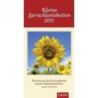 Kleine Spruchweisheiten. Postkartenkalender 2011