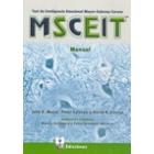 Kit de corrección MSCEIT (25 hojas de respuestas) + PIN 25 usos