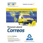 Personal Laboral de Correos y Telégrafos.Temario volumen 2 (2018)