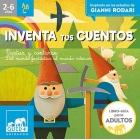 Inventa tus cuentos 2-6 años (inspirado en los estudios de Gianni Rodari)