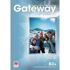 Gateway. B2. Student's book-Workbook-Webcode. Per le Scuole superiori. Con espansione online (Gateway 2nd Edition)