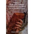 Democracia y literatura en la Atenas clásica