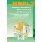 Manual práctico del MMPI. Pruebas psicométricas de la personalidad.