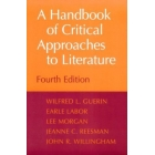 A handbook of critical approaches to literature (Fourth edition)