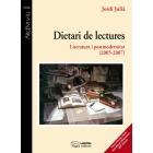Dietari de lectures: literatura i postmodernitat (2005-2007)