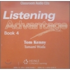 Listening Advantage 4. Audio CD