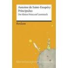 Principulus/ El principito (Texto en latín)