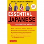 Essential Japanese Phrasebook and Dictionary (Phrasebook & Dictionary)