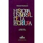 Historia Universal de la escritura