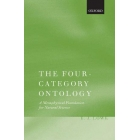 The four-category ontology: a metaphysical foundation for natural science