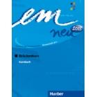 Em neu 2008 Brückenkurs. Kursbuch