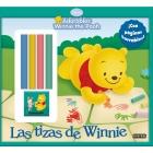 Winnie the Pooh. Las tizas de Winnie