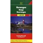 Noruega/Norge/Noorwegen (Freytag) 1/600.000