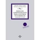 Derecho Administrativo para estudio no jurídicos