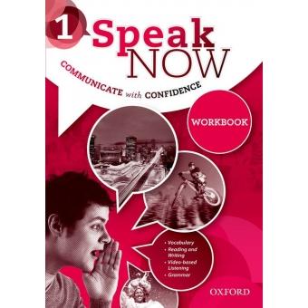 Speak Now: 1: Workbook