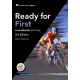 Ready for First Coursebook with Key (3rd Edition)