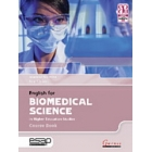 English for Biomedical Science in Higher Education Studies Course Book with audio CDs