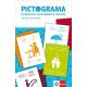 Pictograma: Ein Wortschatz- und Erzählspiel in 6 Sprachen (Deutsch, Englisch, Spanisch, Französisch, Italienisch, Russisch). 150 laminierte Spielkarten