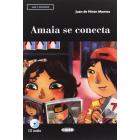 Amaia se conecta. Livello A2. Con App. Con CD-Audio