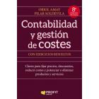 Contabilidad y gestión de costes. Con ejercicios resueltos. 8ª edición